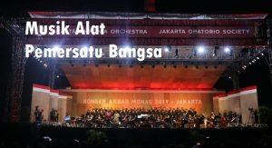 Musik Alat Pemersatu Bangsa