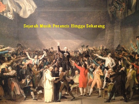 Sejarah Musik Perancis Hingga Sekarang