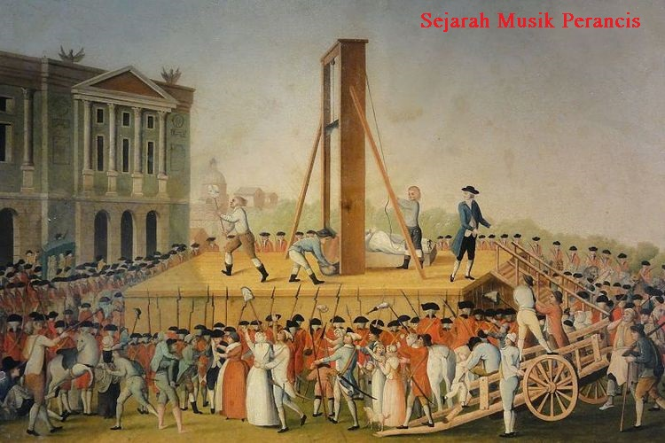 Sejarah Musik Perancis