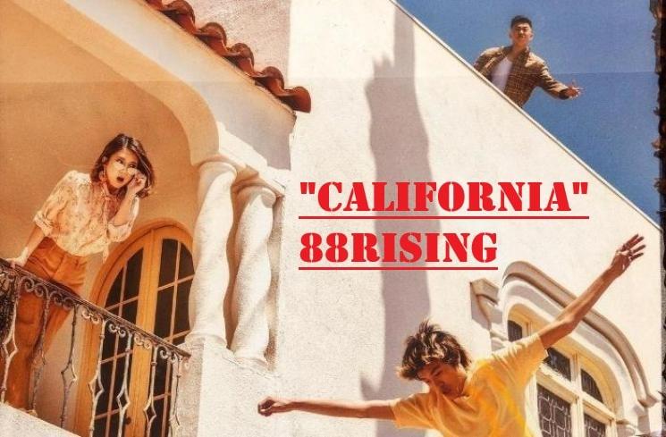 California, Lagu Baru Rich Brian, NIKI, dan Warren Hue